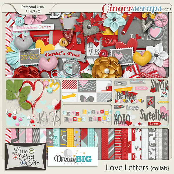 Love Letters Collab