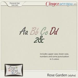 2015-02-01 Rose Garden Alpha