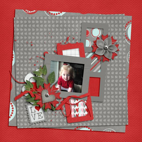 layout by Shelly