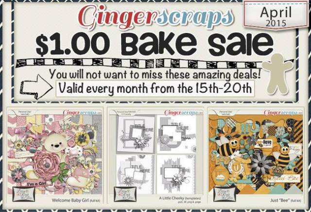 2015-04-15 Bake Sale
