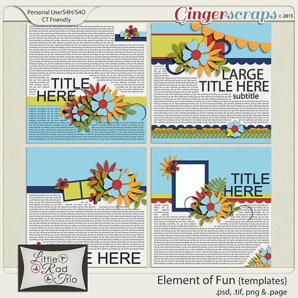 Element of Fun