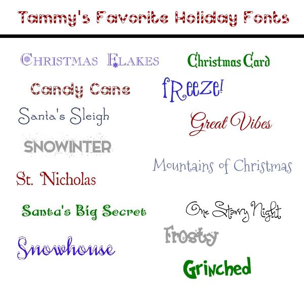 2015-12-14 Christmas Fonts 600