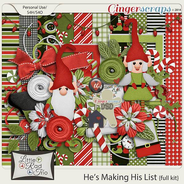 2015-12-15 Making His List Bake Sale