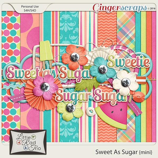 Sweet As Sugar (mini)