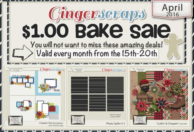 Bake Sale Ad