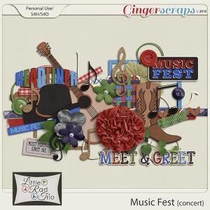 Concert elements