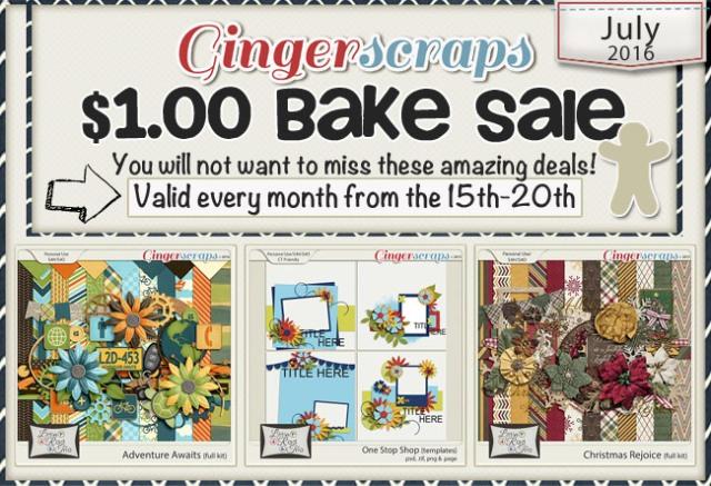 July 2016 Bake Sale Ad