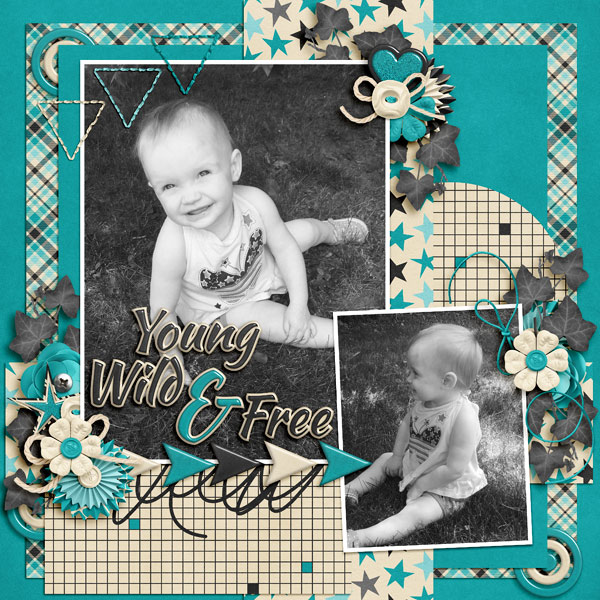 Layout by Jenny (template: Finding Joy by Dear Friends Designs)