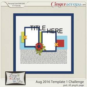 Template Challenge