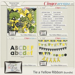 Tie a Yellow Ribbon bundle
