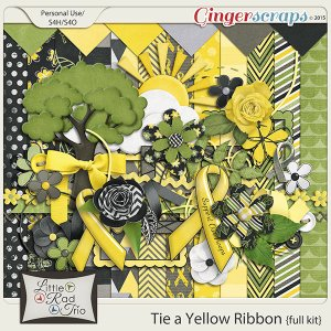 Tie a Yellow Ribbon kit