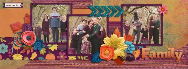 By Meagan (kit: Fall Flock - Clever Monkey Graphics)