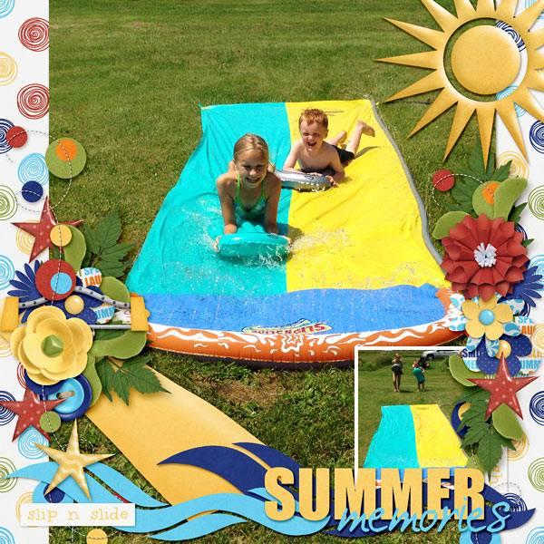Jenny (Summer is Pretty Fun - Dagi)